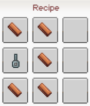 Door wood recipe