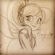 Pixigirl sketch