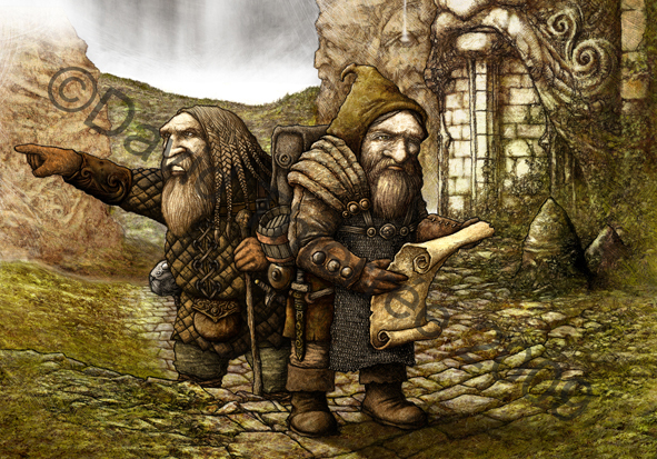 Dwarfs Deutsch