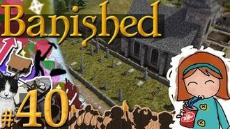 Banished 40 - Removing A Cemetery (365 Pop)