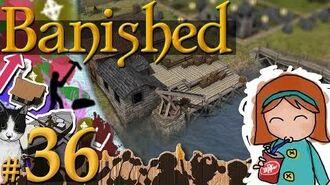 Banished 36 - Village Of Fishpeeps (278 Pop)