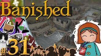 Banished 31 - Go Away Seed Merchants (210 Pop)