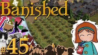 Banished 45 - Infestation (497 Pop)