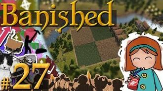 Banished 27 - They Will Never Starve (171 Pop)
