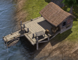 Fishing Dock Banished
