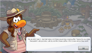 Paige Puffle Party Dialogue 3