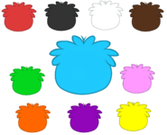 Puffle party thing