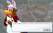 Tra Puffle Party 2016 Dialogue 1