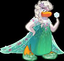 Elsa Frozen Fever