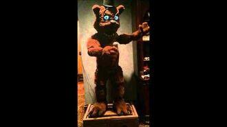 Real Freddy Fazbear Reupload