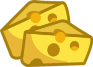 Cheese Hand Item