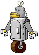 Wheel Bot 1