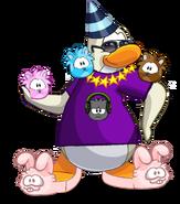 Charlie Hamster Puffles