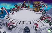Holiday Party 2015 Ski Hill