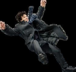 Sherlock fall