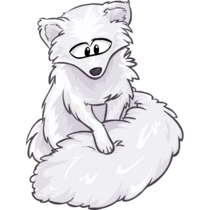 Arctic Fox WHAT THE WHAT