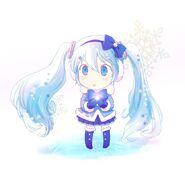 SnowMiku