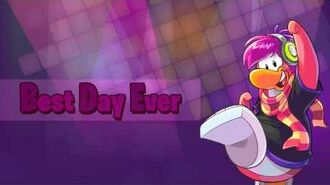 Club Penguin Best Day Ever - Cadence and Penguin Band Full Song-0