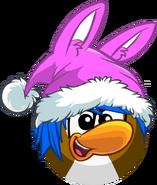 Tras Christmas Head