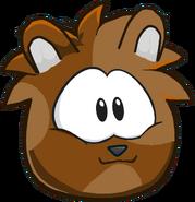 Brown Hamster Puffle