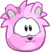 Pink Hamster Puffle