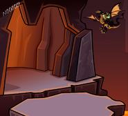 SpookyDragonBackground