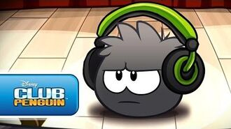 """OFFICIAL - Muppets Teaser Video """"Dubstep Puffle ft. Animal!"""" - Club Penguin"""