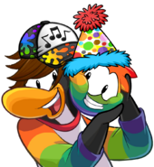 Puffles Puffle Party copy
