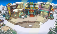 WINTER pARTY Town