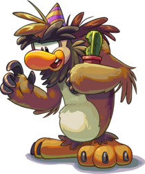 Newspaper Issue 494 Sasquatch Eating Cactus