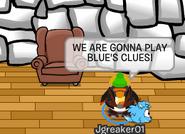 Bluesclues