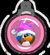 Tras Christmas Ornament