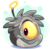 Gray Alien Puffle