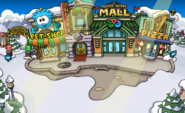 Plaza Winter Party