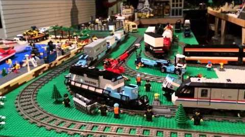 The Lego Movie Event in Tempe, Arizona