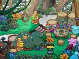 Tra's Puffle Treehouse