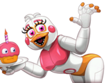 Funtime Chica (UCN)