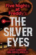The Silver Eyes - Nova Capa