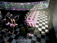 Mangle Party Room 2 bright