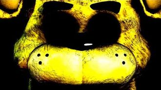 Golden Freddy Easter Egg Five Nights At Freddy's