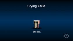 CryingChildLoadingScreen