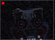 Bonnie's Endoskeleton