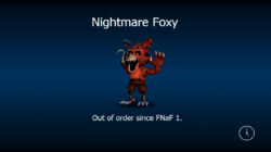 NightmareFoxyLoadingScreen