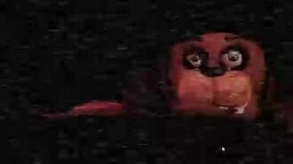 Five Nights at Freddys 2 toy bonnie jumpscare
