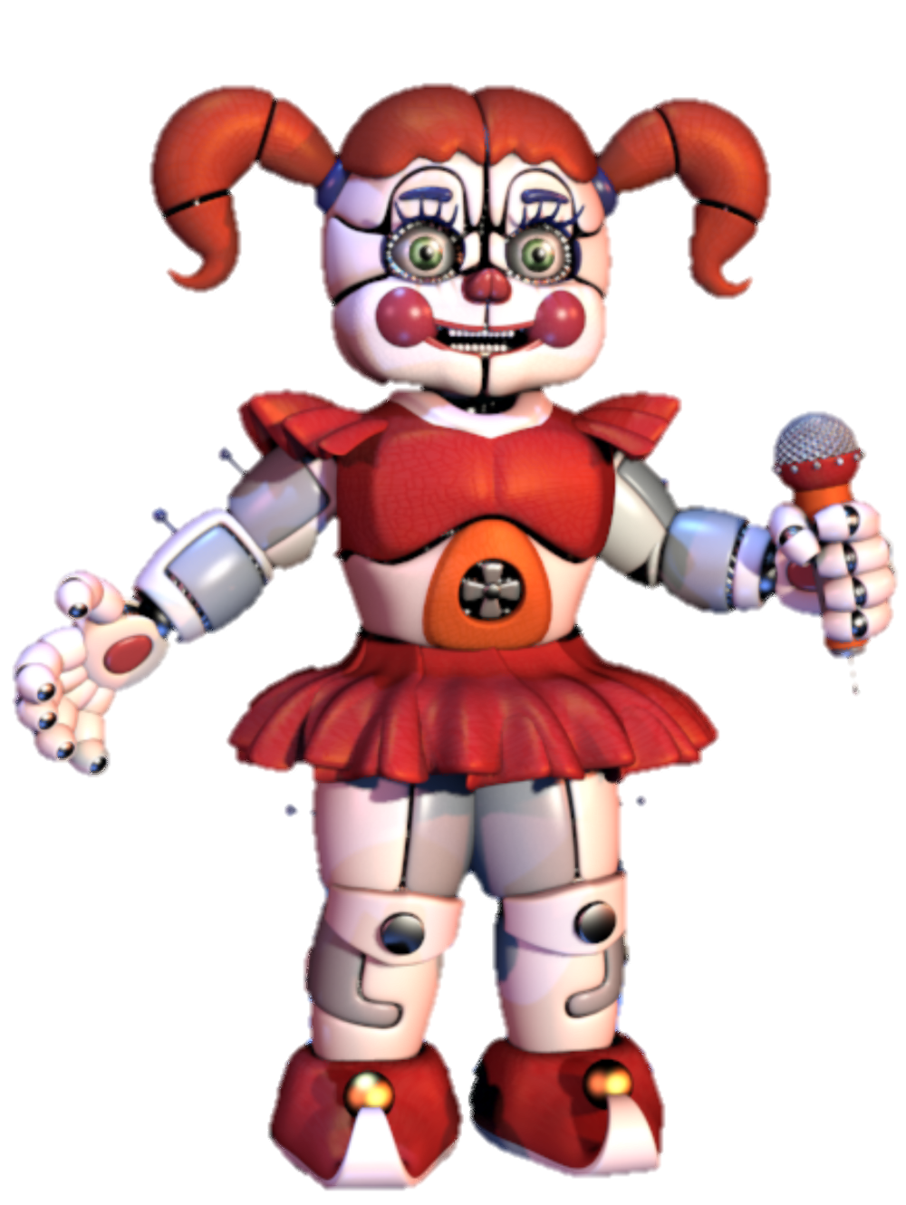 Circus Baby Five Nights At Freddy S Wiki Fandom
