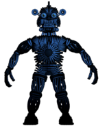 FFreddyEndoskeletonHallucination