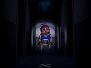 Sitting Nightmare Balloon Boy