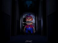 Nightmare Balloon Boy standing