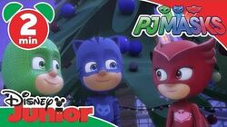 PJ Masks Christmas With The PJ Masks 🎄 Disney Junior UK