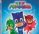 Let's Go PJ Masks! (DVD)